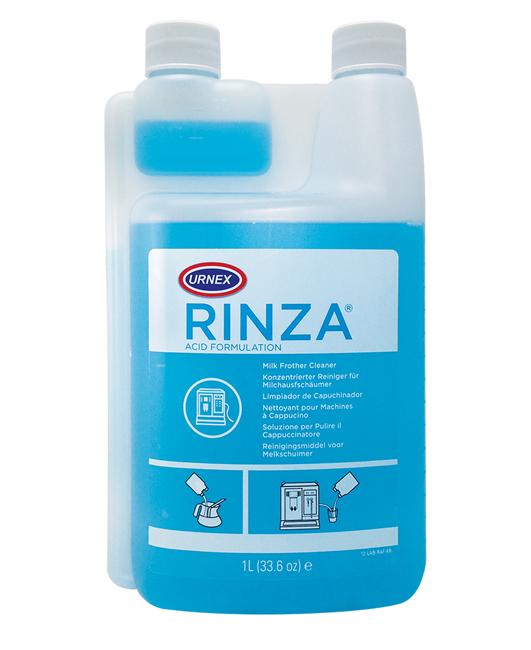 Nettoyant pour mousseur à lait Urnex Rinza