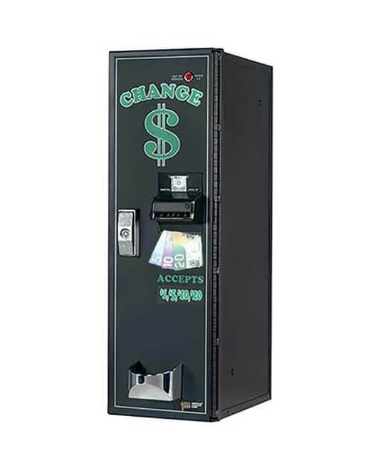 Changeur de monnaie charge de face AC1001