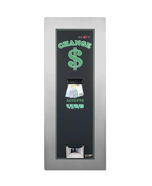 Changeur de monnaie charge arrière AC1005
