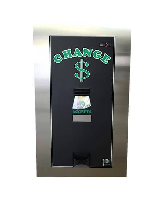 Changeur de monnaie charge arrière AC2005