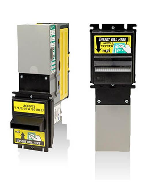 Accepteur de billets AE 2600 (empileur par le haut ou empileur par le bas)